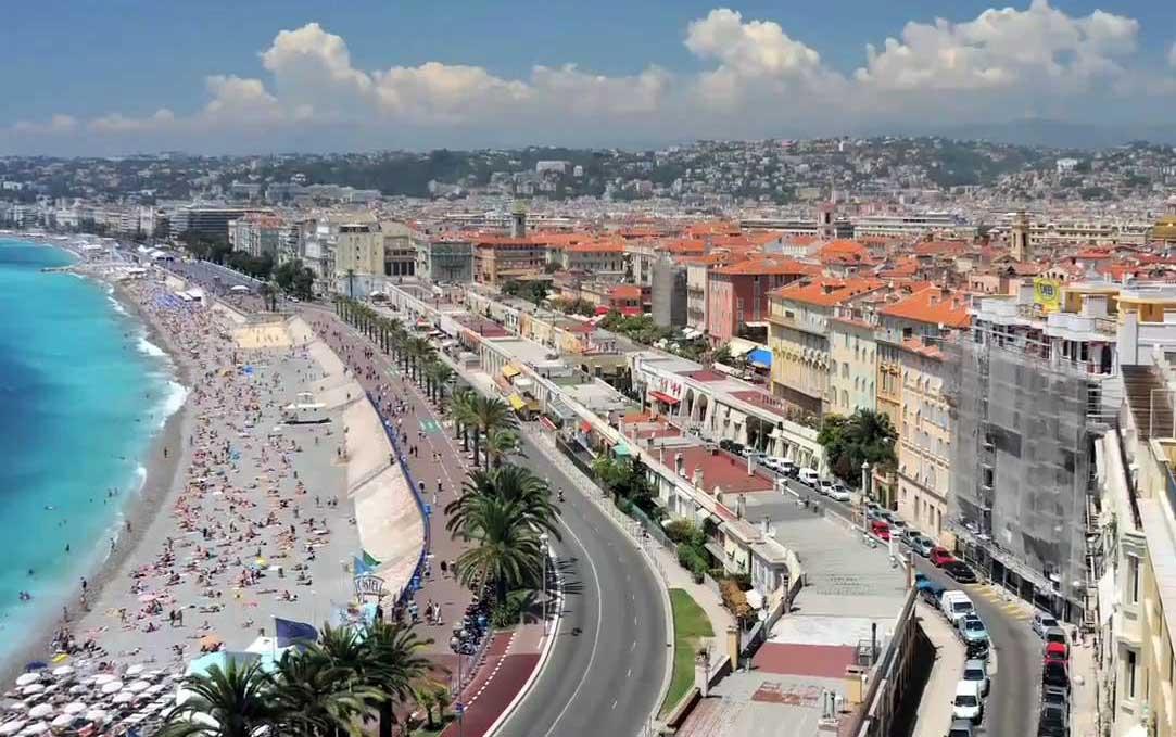 Nice Promenade View