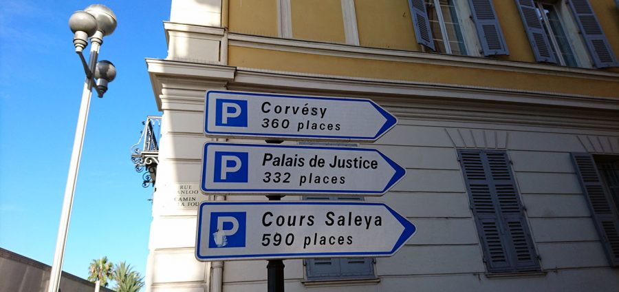 Nice Old Town Car Parking Options